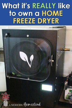 Harvest Right Freeze Dryer, Freeze Drying Food, Easy Homemade Recipes, Homestead Living, Dehydrated Food, Dehydrator Recipes, Preserving Food, Canning Recipes, Food Storage