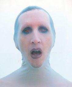 1998-1999 Mechanical Animals imagery - The Marilyn Manson Wiki David Carson Design, David Carson Work, Corporate Identity, Identity Design, Visual Identity, Identity Branding, Corporate Design, Brochure Design, Graphic Design Posters