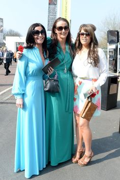 Races style at Aintree as the The Grand National 2015 kicks off