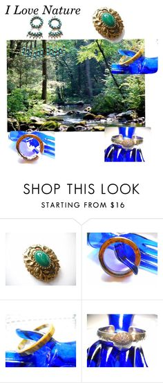 Vintage Jewelry for the Nature Lover by findcharlotte on Polyvore featuring vintage, women's clothing, women's fashion, women, female, woman, misses and juniors