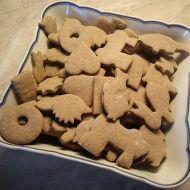 Skořicové sušenky pro děti