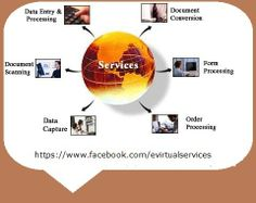 Find Data Entry at an Affordable Rates & Flexible Hours - E Virtual Services