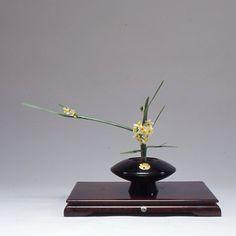 いけばな・華道 創美流kadou-soubiryu-ikebana日本水仙