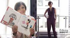 Bethenny Frankel CupcakeMag Photo Shoot - Loved catching up with Casi Densmore-Koon, Editor-In-Chief! We talked about everything from living out my dreams, to being a mother and of course, my new book #CookieMeetsPeanut!
