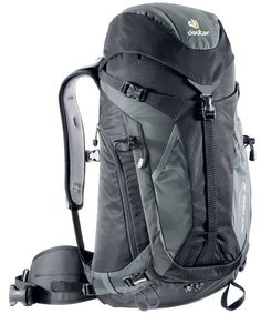 DEUTER ACT Trail 32 (S12), Fekete/Antracit | MALL.HU