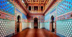Sammezzano Castle, Leccio, Reggello Florence, Italy