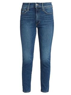 Joe's Jeans The Luna High-rise Ankle Skinny Jeans In Linnaea Fashion Tips For Women, Womens Fashion, Fashion Ideas, Fashion Design, Fashion Trends, Simple Style, Cool Style, Modest Fashion, Fashion Dresses