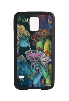Samsung Galaxy S5 S4 S3 Phone Case Pretty by MerandaTurbak on Etsy