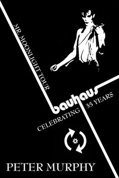 52 Best Bauhaus Images In 2018 Poster Gig Poster Band Posters