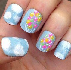 35 Striking Nail Art Designs for Summer