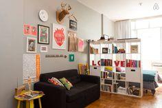 Ganhe uma noite no Aconchegante apto no coração do Rio - Apartamentos para Alugar em Rio no Airbnb!