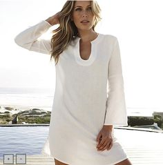 Great beach kaftan
