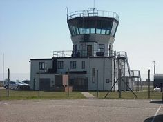 RAF Bentwaters control tower.  Stationed here as a Weather Observer from 4/90-4/92.