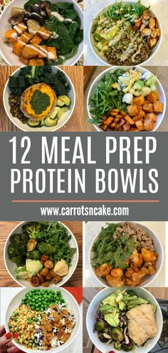 Are you looking for quick and easy dinner recipes? These easy meals are not only healthy, but high in protein, making it easy to hit your macros for the day! | Carrots N Cake |