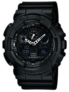 CASIO G-SHOCK Watch | GA-100-1A1ER