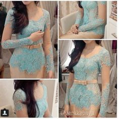 Indonesia National Dress KEBAYA - by Vera Kebaya