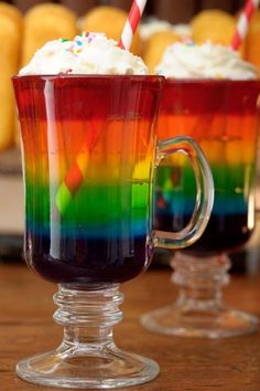 Jello- maybe with smaller cups for kids?