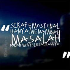 Gambar Kata Kata Mutiara Kehidupan Emosional
