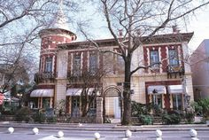 Kifissia Bauhaus, Green Street, Athens Greece, Old City, Greece Travel, Homeland, Beautiful Places, Greek, House Styles