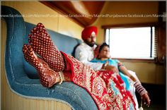 sikh bride groom