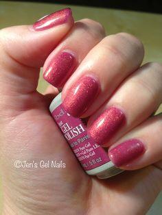 Ibd Just Gel Polish Road to Paris Gelish Nail Colours, Gel Polish Colors, Gelish Nails, Gel Manicure, Ibd Just Gel Polish, Uv Gel Nail Polish, Hair And Nails, My Nails, Beautiful Nail Polish