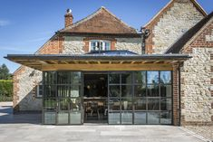 A sustainable extension and whole house renovation programme, centred around the sympathetic build of a crittall screened kitchen/dining space. Single Storey Extension, Crittall, Stables, Solar Panels, Game Room, Sustainability, Kitchen Dining, Extensions, Farmhouse