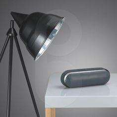 Ministry of Sound Audio S Plus Portable Bluetooth Speaker