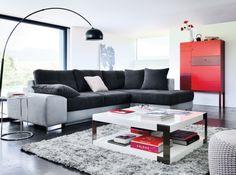 Meuble Rouge Et Noir Great Meuble Tv Rouge Et Noir Meuble Anglais