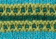 Wol & co oogjesstreep Knitting Stiches, Baby Knitting, Knitting Patterns, Handmade Christmas Gifts, Slip Stitch, Woodworking Projects, Knit Crochet, Free Pattern, Kids Outfits