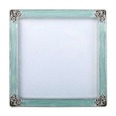 Duck Egg Pastel Photo Frame | Dunelm