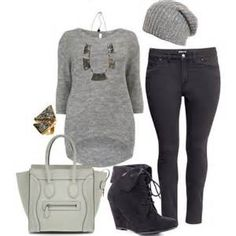 cute winter outfits for women - Bing images