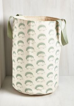 A Test of Your Quill Power Laundry Bag, @ModCloth.  Too cute!