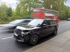Range Rover Vogue by Overfinch, an SUV that exceeds £200,000