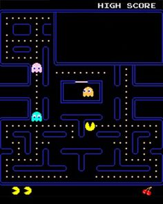 apple watch wallpaper pacman