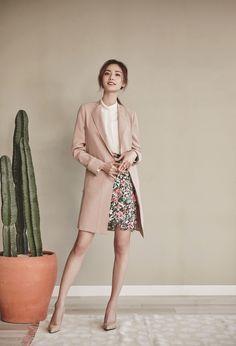 Reject the Binary: Photo Korean Beauty, Asian Beauty, Nana Afterschool, Im Jin Ah, Professional Outfits, Womens Fashion For Work, Korean Outfits, School Fashion, Ulzzang Girl