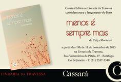 MAPA DA CULTURA: Livro da blogueira e taróloga Ceiça Monteiro será lançado em Botafogo (11/11)