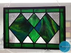 Image result for diamond stained glass