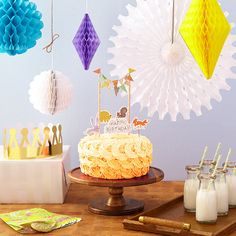 A Fabulous Birthday Party