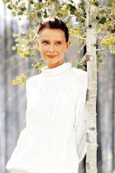 """Audrey Hepburn """"Always"""" 1989"""