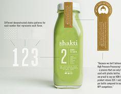 """Bekijk dit @Behance-project: """"S H A K T I : beyond juice"""" https://www.behance.net/gallery/22529413/S-H-A-K-T-I-beyond-juice"""