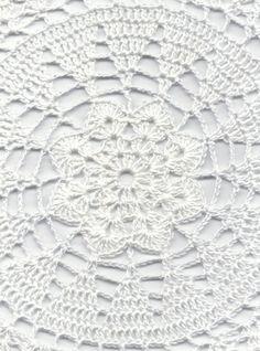 Vintage Style Crochet Lace Doily Doilies Centre Piece Wedding Table Decoration    eBay