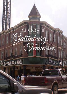 A Day in Gatlinburg, Tennessee