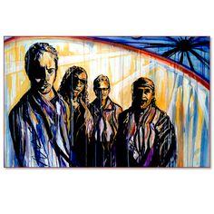 """""""Guardian"""" Original Painting"""