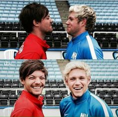 Louis & Niall ♥ - June 2016