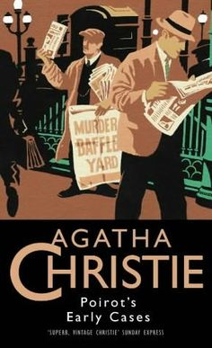 Image result for Hercule Poirot book cover