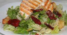 Εξαιρετική συνταγή για Μανουρο...σαλάτα. Γευστική πράσινη σαλάτα με ψημένο μανούρι. Λίγα μυστικά ακόμα Είναι καλύτερα να έχουμε ανακατέψει πρώτα τη σαλάτα μας για να πάει παντού το dressing και στο τέλος το μανούρι. Καλοκαιρινή απόλαυση!!!! Middle Eastern Dishes, Middle Eastern Recipes, Eat Greek, Happy Foods, Greek Recipes, Tuna, Salad Recipes, Food Processor Recipes, Salads