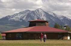 Location: Carbondale, CO Established: 1953 Enrollment: 164 Mascot: Oyster Tuition: $52,000   - TownandCountryMag.com Schools Around The World, Around The Worlds, Nice View, Mount Everest, Most Beautiful, Mountains, Travel, Viajes, Traveling