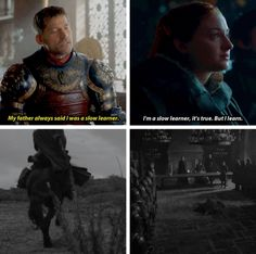 Game of thrones.. The parallel