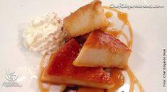Por Chef Edgardo Noel - Un flan cae bien cualquier día del año. Mira esta receta de Flan de Yuca de Chef Edgardo Noel, que está para chuparse los dedos.
