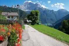 ITALY, Dolomites landascape